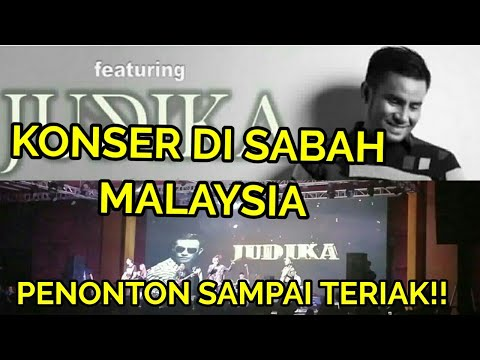 JUDIKA Konser di Sabah Malaysia # Suara bikin merinding!