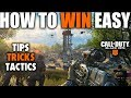 TIPS TRICKS TO WIN IN BLACKOUT THE NEXT BIG BATTLE ROYALE Call Of Duty Black Ops 4 mp3