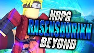RASEN SHURIKEN! | All NEW Jutsus in Naruto RPG Beyond! Roblox | iBeMaine