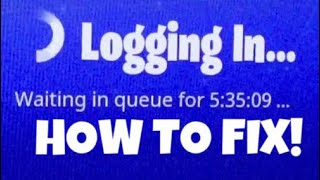 HOW TO GET RID OF YOUR QUEUE!!! (PS4/XBOX/PC) (Fortnite Battle Royale)