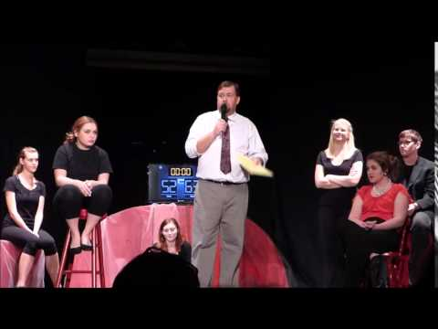 Recap of the Larimore Theatre Groups One Act Play Fall 2014