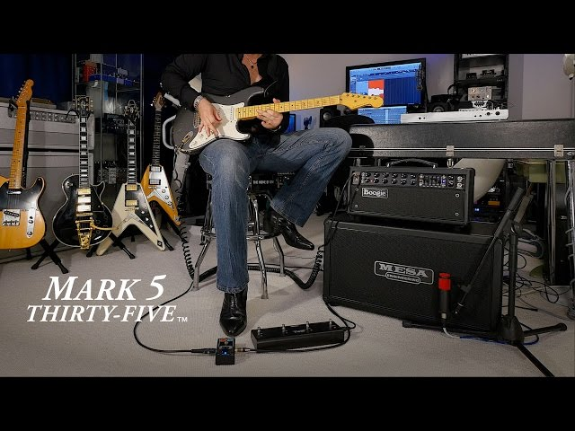 MESA/Boogie® Mark Five: 35™ ROCK Playthrough