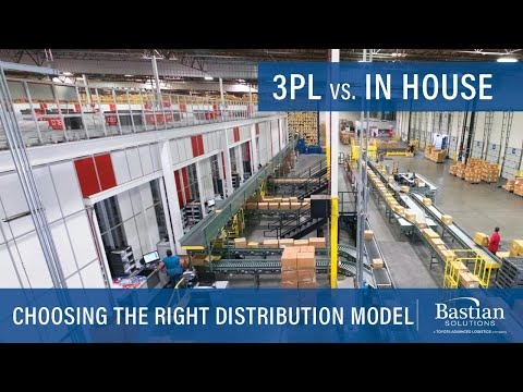 3PL vs. In House: Choosing the Right Distribution Model