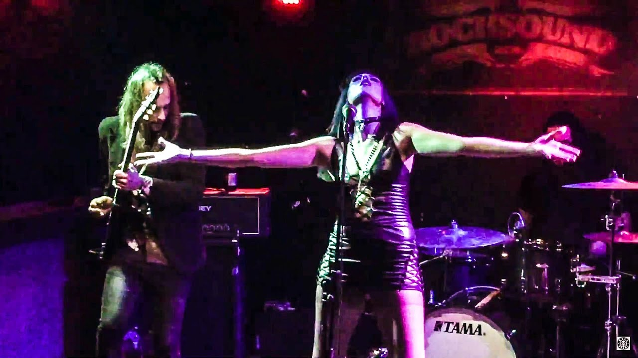 Psychedelic Witchcraft - Rising on the Edge - Live @ Barcelona (Rocksound) 2017 - YouTube