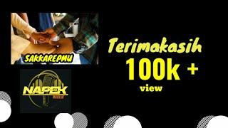 Gambar cover NAPEK - SAK KAREPMU (Official Music Video)