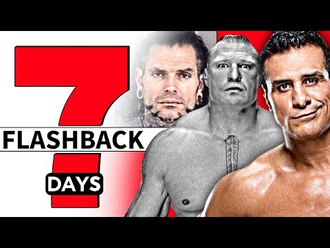 WrestleMania Main-Event? Jeff Hardy & Alberto del Rio - Comebacks (7DAYS)