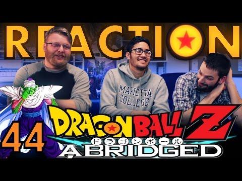 TFS DragonBall Z Abridged REACTION!! Episode 44