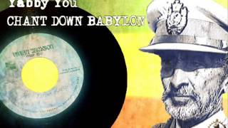 Yabby You_Chant Down Babylon + Version
