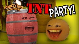 Докучливий помаранч - вечірка ТНТ!