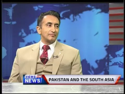 DR AQAB MALIK: ONE WORLD GOVERNMENT, PAKISTAN'S FOREIGN POLICY ON RUSSIA, CHINA, IRAN - 16 JUNE 2017