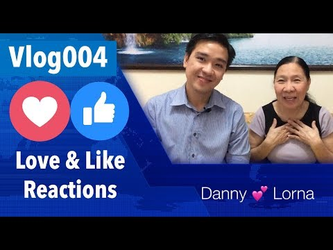 RATED K - Danny Loves Lorna 4th Vlog - Love & Like Reactions