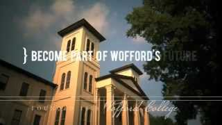 Wofford College Development Fundraising Video - Generations