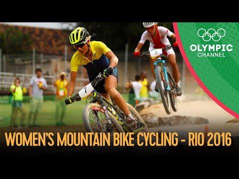 Cycling Mountain Bike: Women's | Rio 2016 Replays