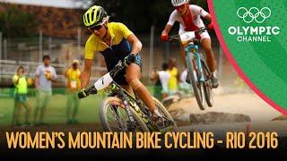 Cycling Mountain Bike: Women's   Rio 2016 Replays
