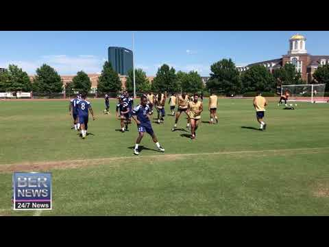 Bermuda Gold Cup Team Warm Up/Train in Texas, June 18 2019