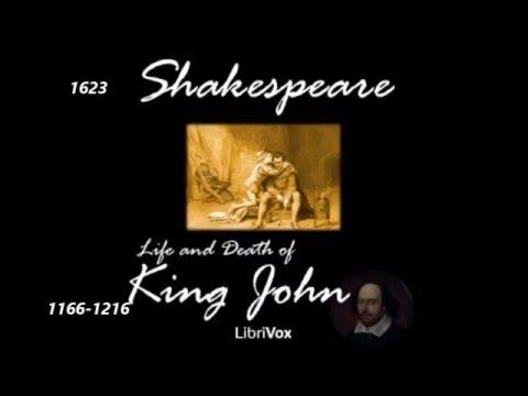 King John by William Shakespeare 1623
