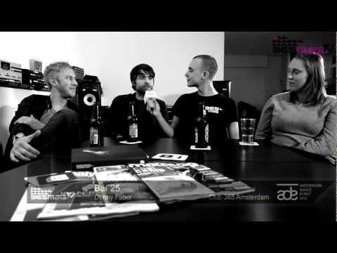 Interview Bar 25 at Amsterdam Dance Event 2012