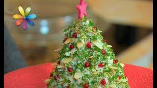 Салат на Новый год: новогодняя елка – Все буде добре. Выпуск 1139 от 13.12.17