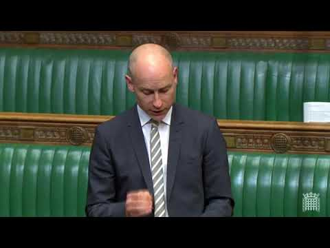 Stephen calls for an industrial strategy that support steel and manufacturing