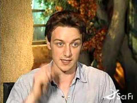 James McAvoy Interview about Children of Dune