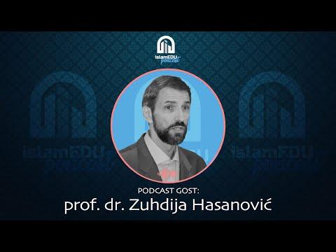 PODCAST 15 | GOST: PROF. DR. ZUHDIJA HASANOVIĆ