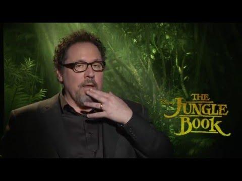 The Jungle Book Director Interview - Jon Favreau