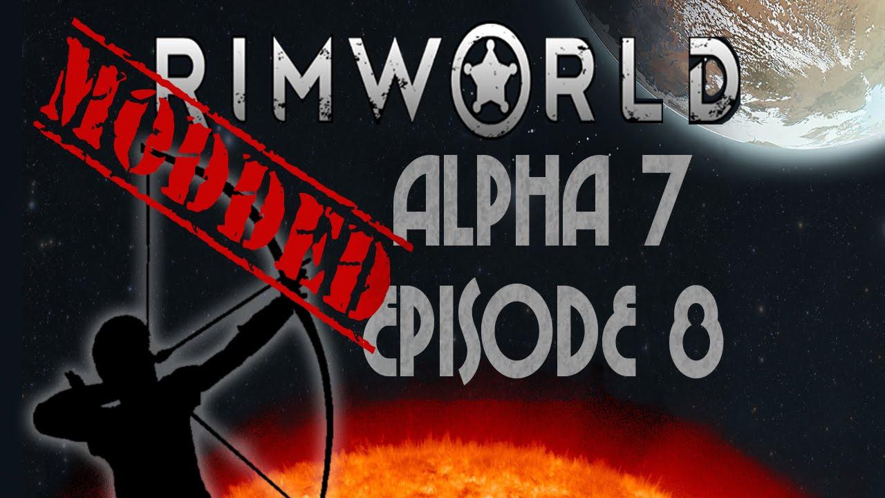Trigger Happy Hunter | RimWorld Alpha 7 | Episode 8