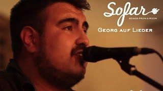 Georg auf Lieder - Schwer in Ordnung | Sofar Cologne