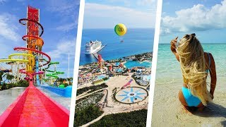 Perfect Day at CocoCay - Royal Caribbean's New Private Island