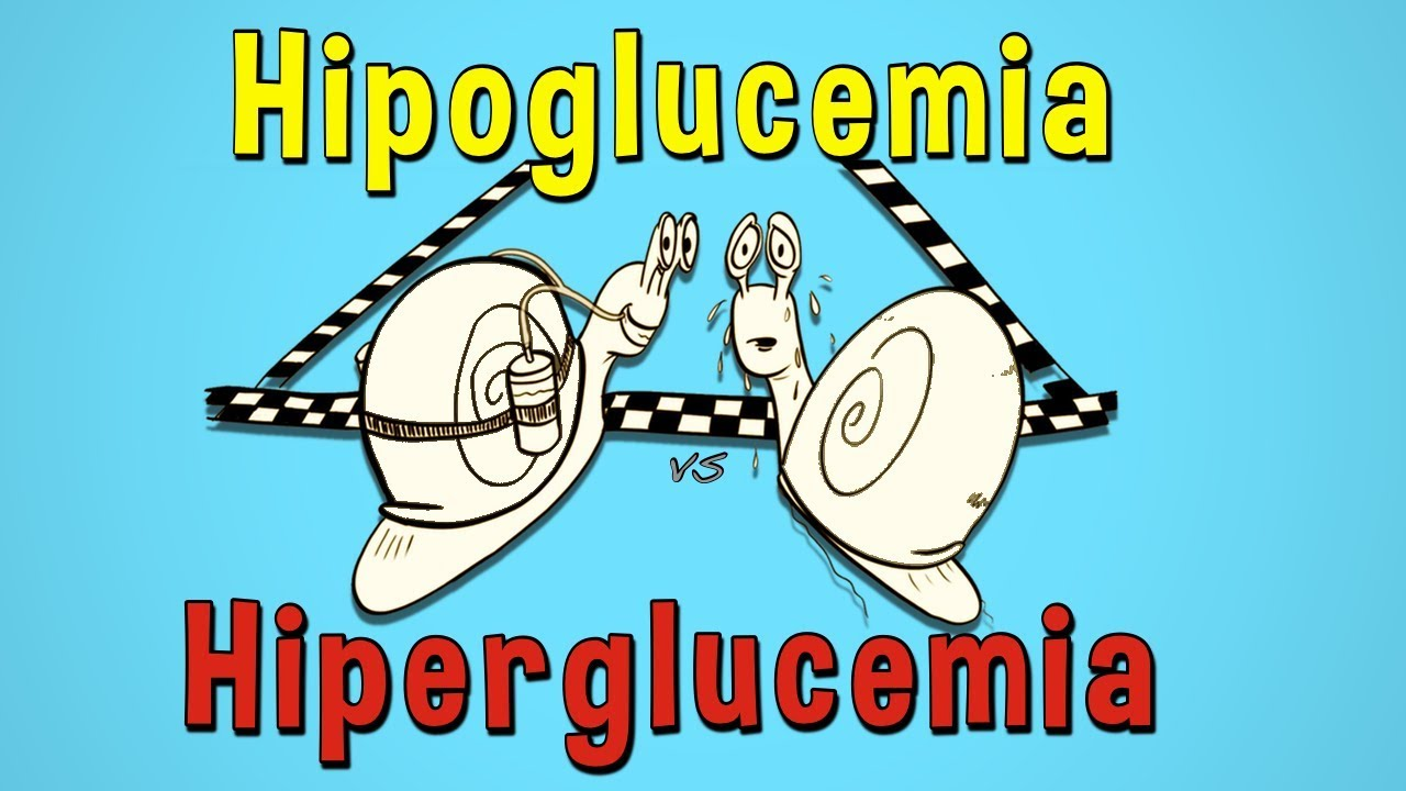 síntomas de diabetes hiperglucemia e hipoglucemia