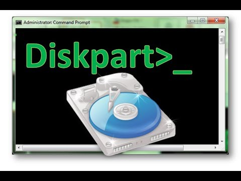 How To perform Disk Management by DOS command in Windows 10