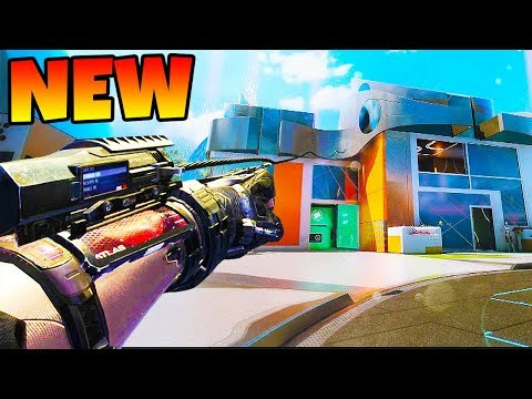 grappling hooks in BO4.... (Black Ops 4 Multiplayer Leaks)