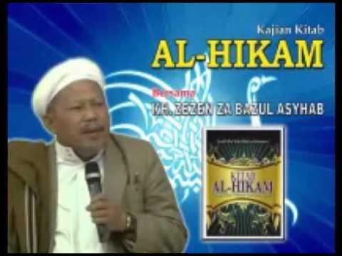 Kh Jejen Al Hikam Hikmah ke 1   2