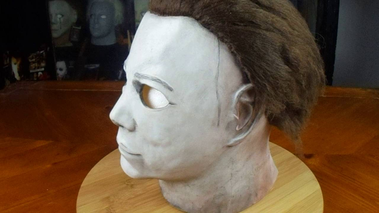 Sinister Studios The Obsession H1 Michael Myers Mask Youtube