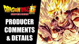 BREAKING NEWS! MORE Details on Dragon Ball Super Super Hero! screenshot 4