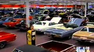 Walmart Muscle Car Garage