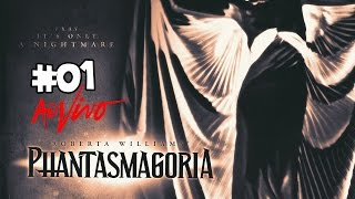 Phantasmagoria (1995) - #01 (AO VIVO)