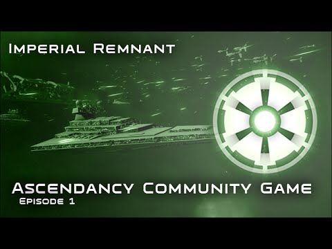 Ascendancy Community Game #2 - Ep 1
