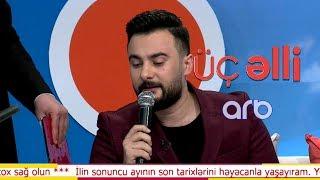 Rübail Əzimovdan möhtəşəm İFA - Üçəlli