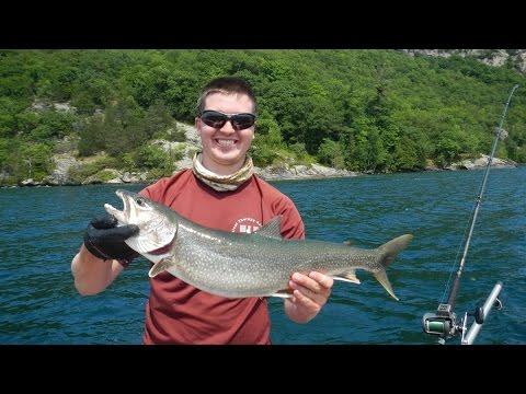 Fishing At Lake George (NY)