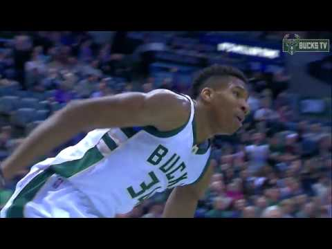 Highlights: Giannis 28 points vs. Pistons | 3.31.17