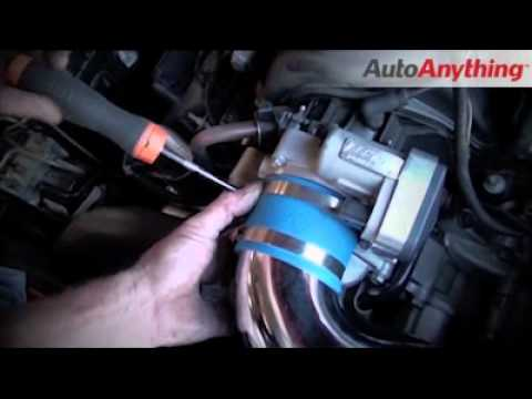 Install Dyno Bbk Power Plus Throttle Body On Dodge Hemi