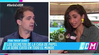 Baixar El actor de La casa de papel, Pedro Alonso, dio detalles de la tercera temporada de la serie
