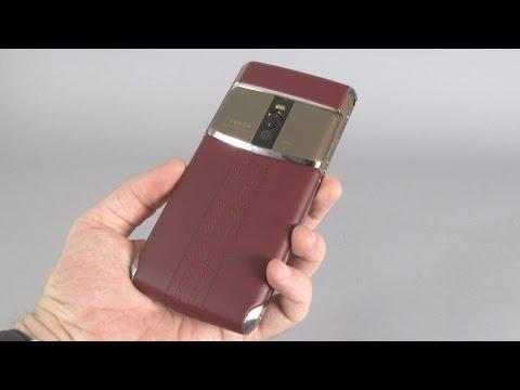 Un smartphone de luxe à 8400 € !