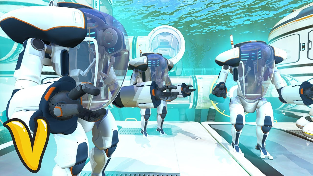 Subnautica Prawn Suit Ready For Combat Subnautica 18 Youtube