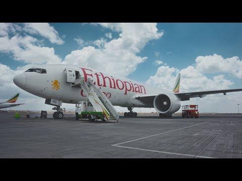 Africa's largest Cargo Terminal in Ethiopia