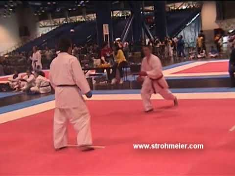 Karate Sparring Highlights - Colorado Karate Club