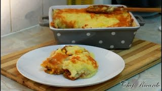 How To Make Shepherd&#39S Pie With Cheese- At Home English Recipes  Recipes By Chef Ricardo