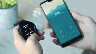 New  Zeblaze THOR 4 Dual 4G LTE Video Call Smart Watch Phone Review - Compare Price