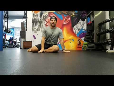 Thoracic spine mobility progressions: Sphinx stretch- PAILs/RAILs
